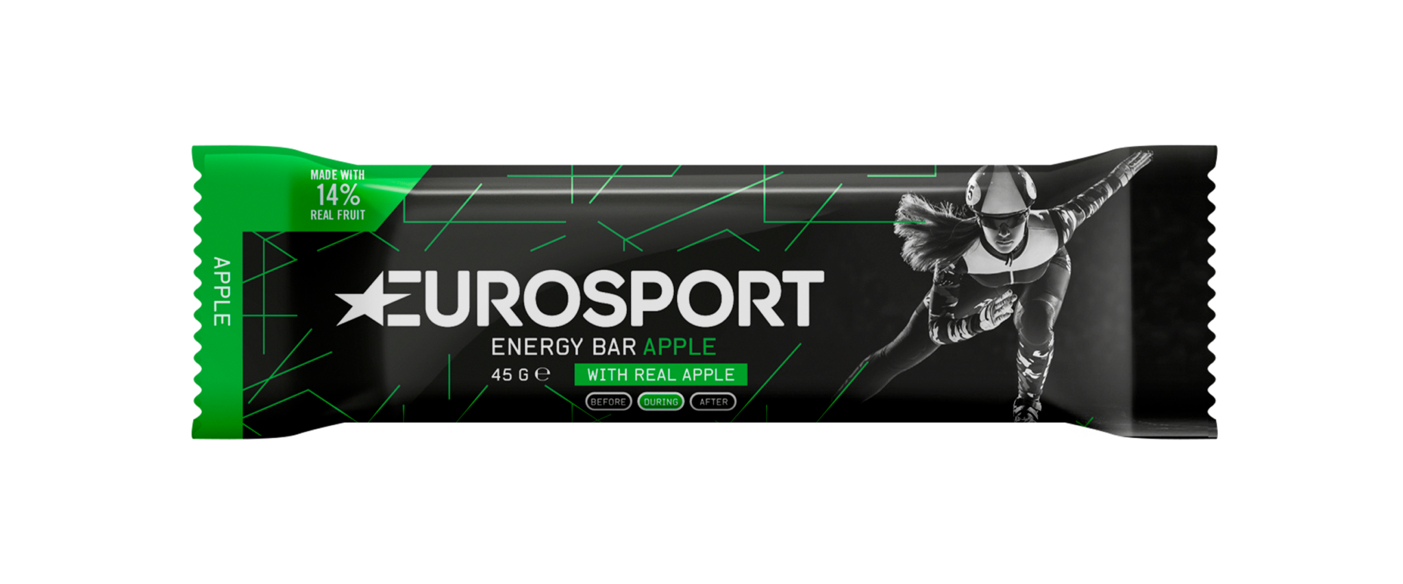 Eurosport - Energy Bar Apple - Reep - 3D
