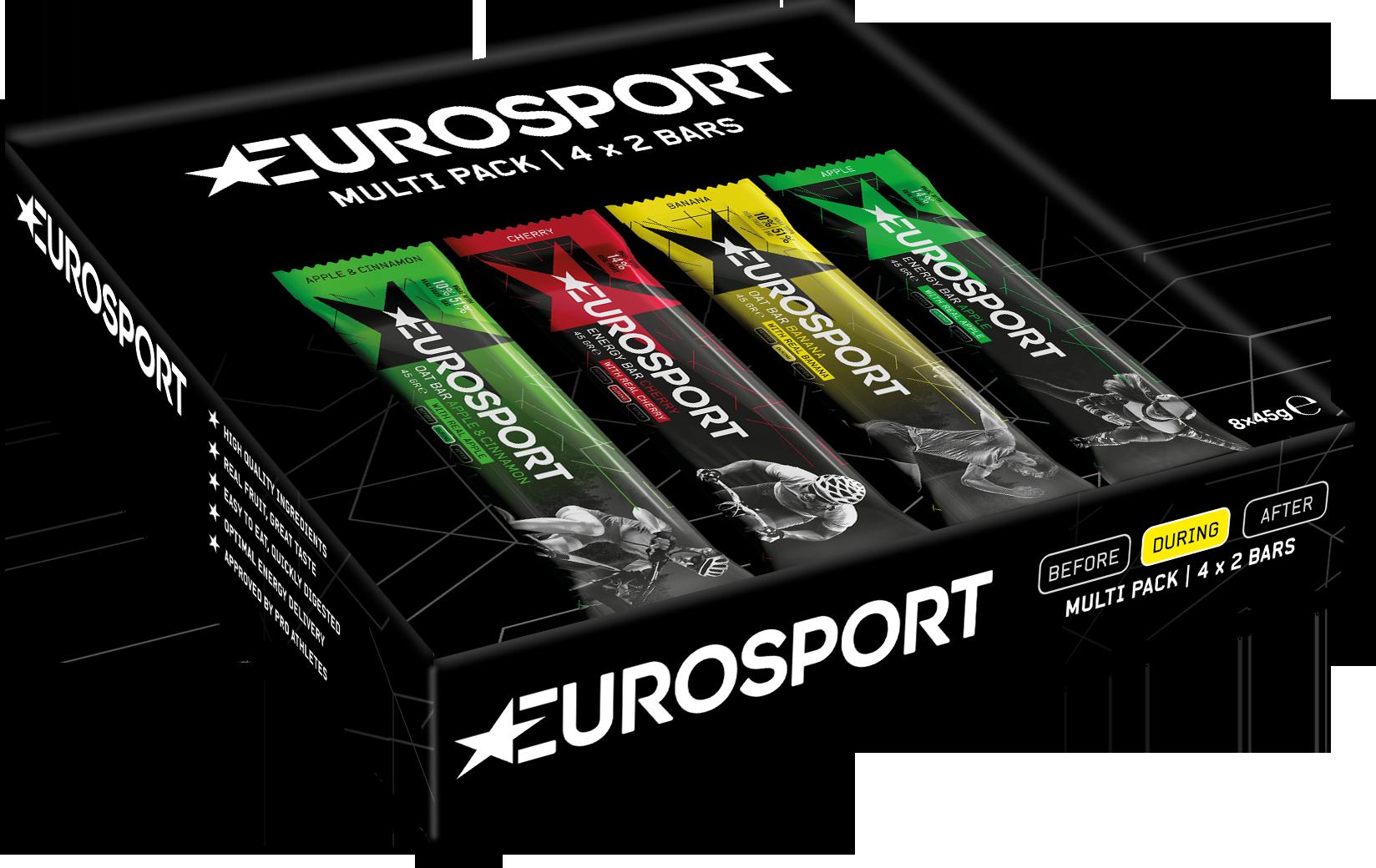 Eurosport - Multi Pack - 3D