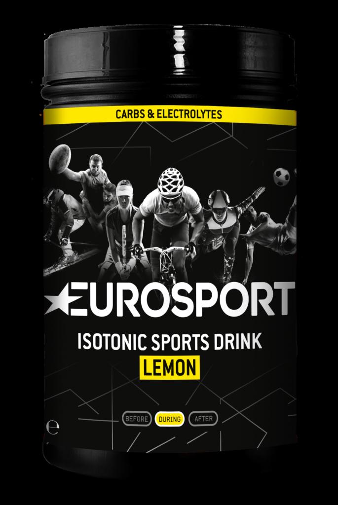 Eurosport - Isotonic - Lemon - 3D